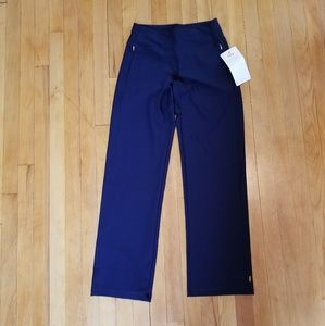 NWT navy blue Lucy Everyday Pant, size XS